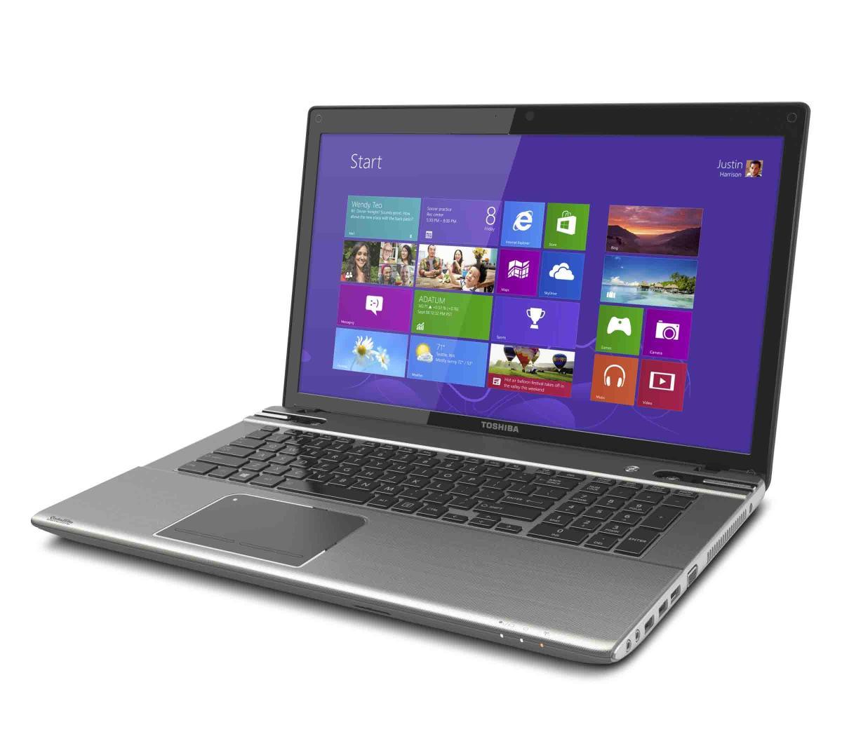 La línea 2013 de computadoras Toshiba ha sido revelada