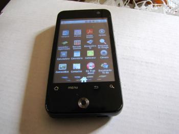 Teléfono Android de gama baja