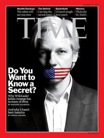 """Assange: """"Facebook y Google son instrumentos de control"""