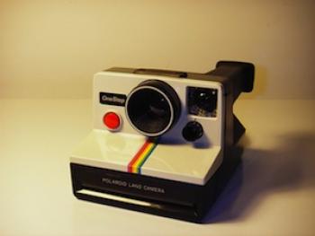 Ver una Polaroid por primera vez en la vida